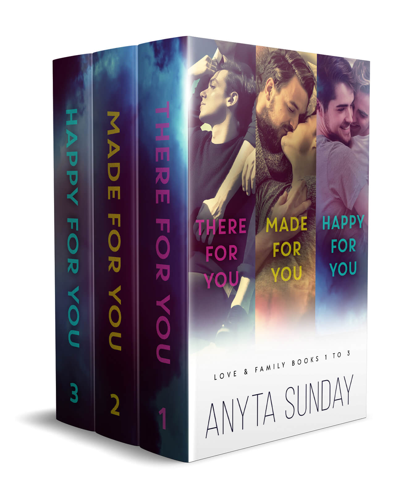 Love & Family box set