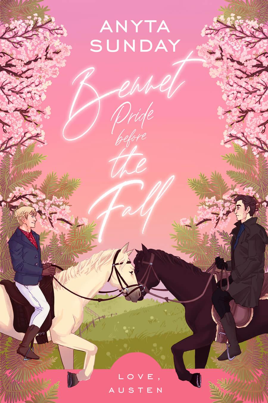 Gay Romance Novel Jane Austen retellling by Anyta Sunday